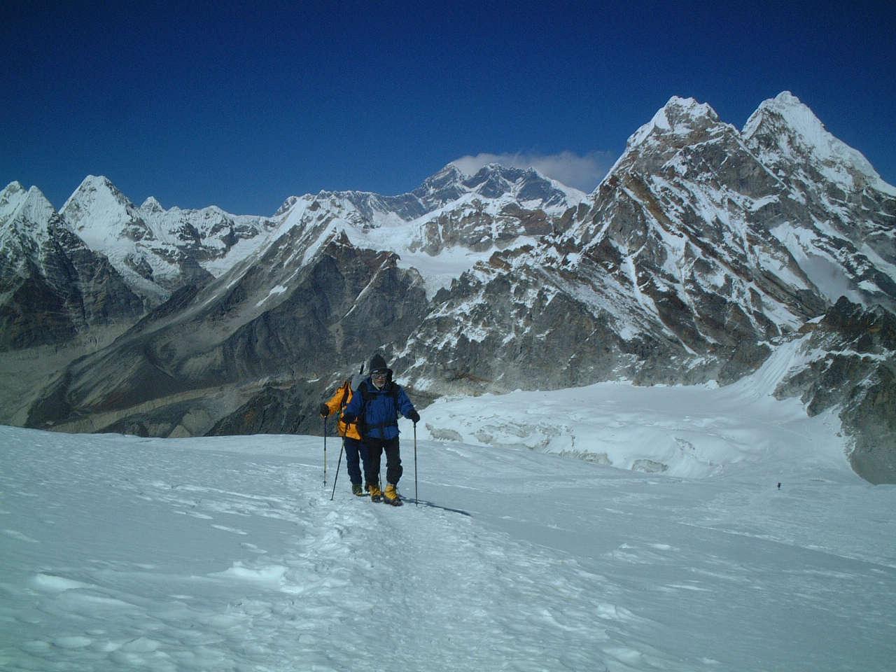 メラピーク(6,476m)登頂21日間