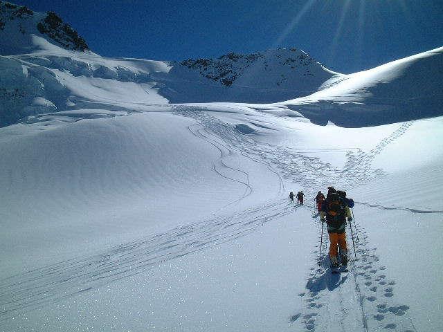 ヨーロッパアルプス オートルート12日間