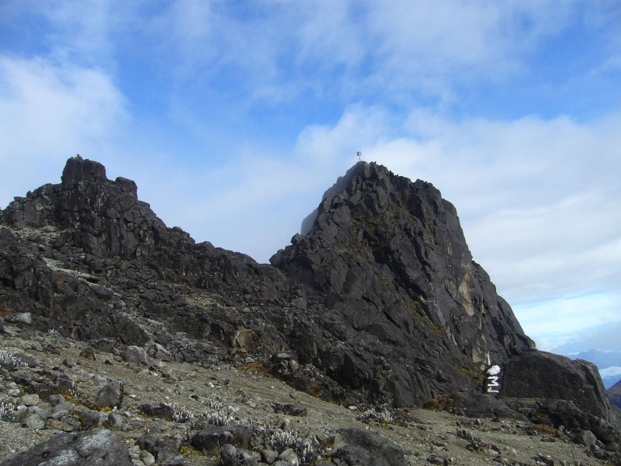 ウイルヘルム登頂8日間