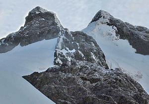 ルエンゾリ(5,109m)登頂15日間