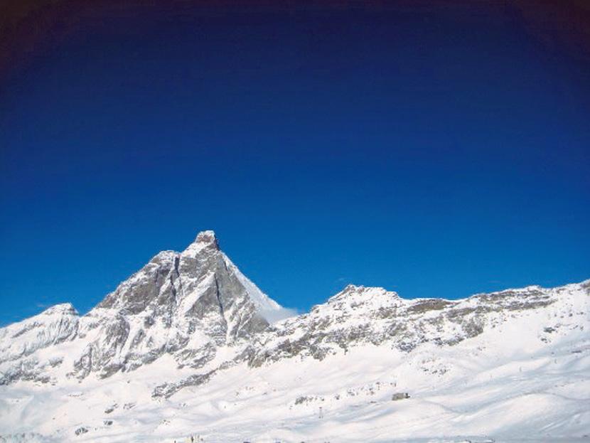 日本からスキーガイド同行シリーズ ツェルマット9日間