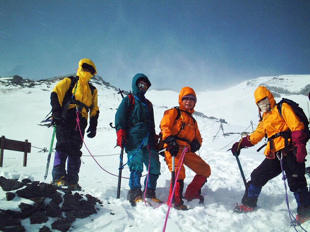 AG登山講座