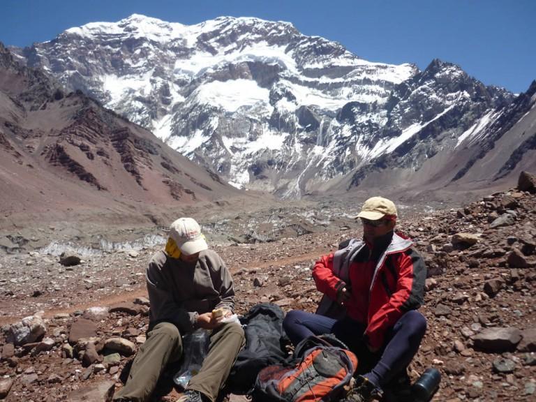 【日程決定!! 12月21日,27日,1月11日出発 】南米大陸最高峰 アコンカグア登頂ツアー