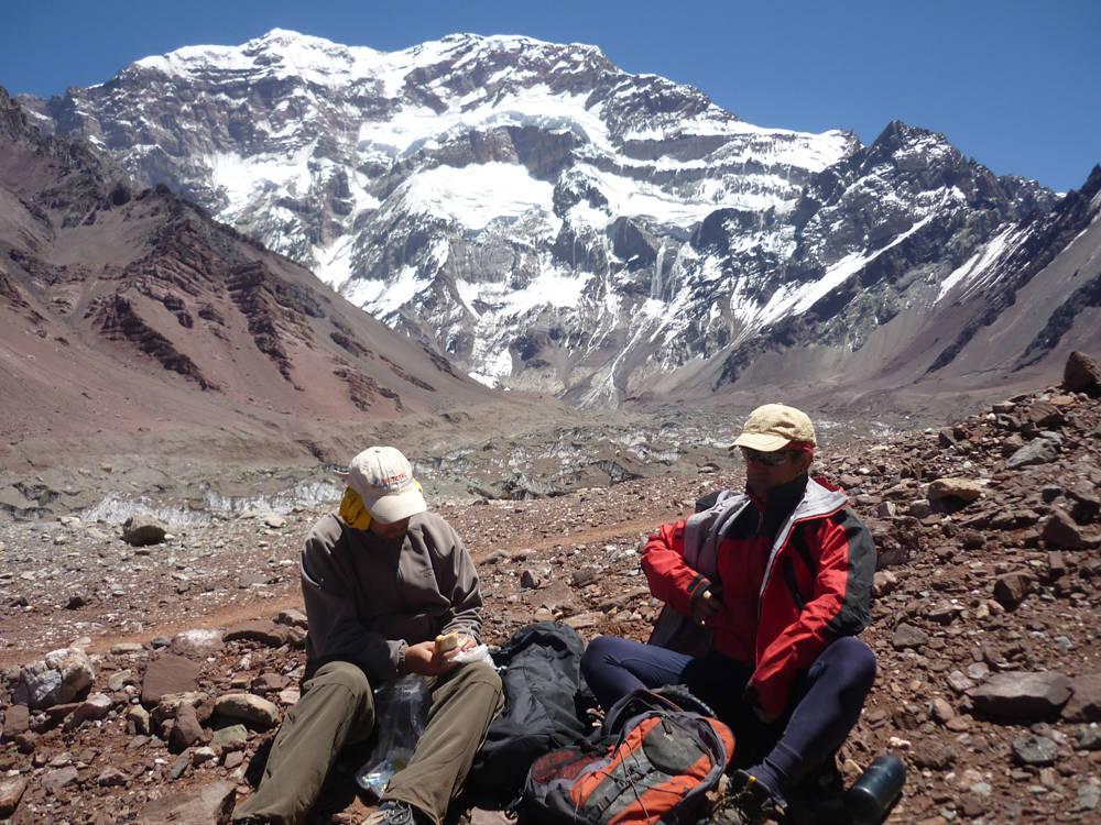 アルゼンチン/アコンカグア(6,962m)登頂エクスプレス16日間