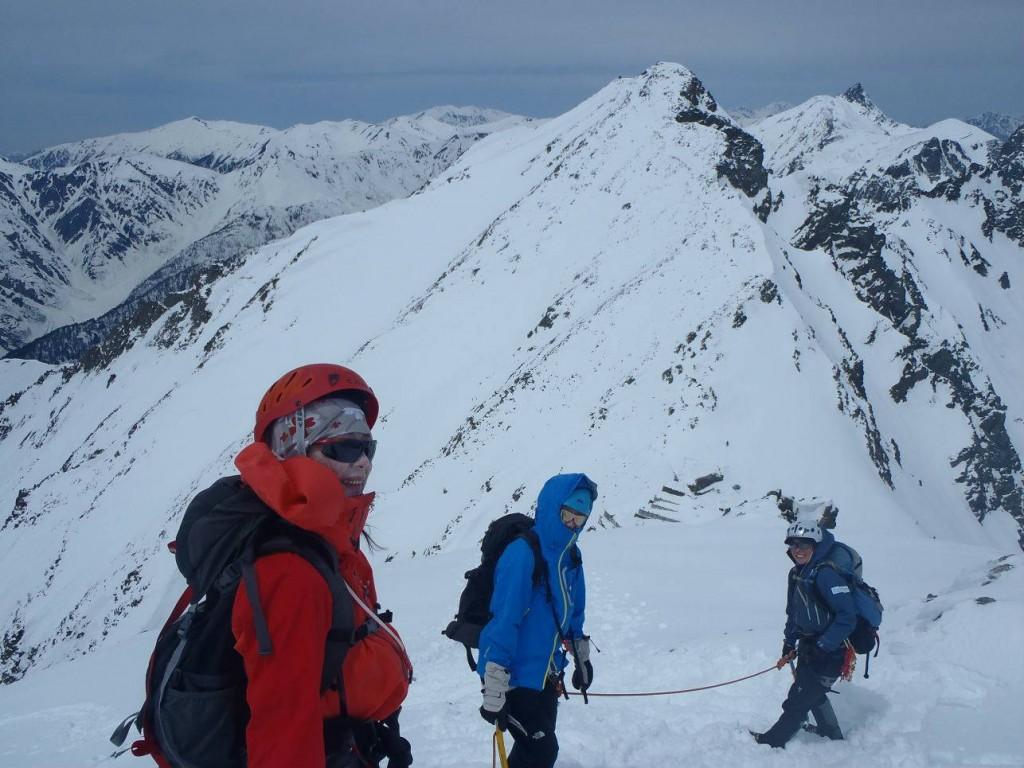 「ヨーロッパアルプス・モンブラン」シミュレーション登山