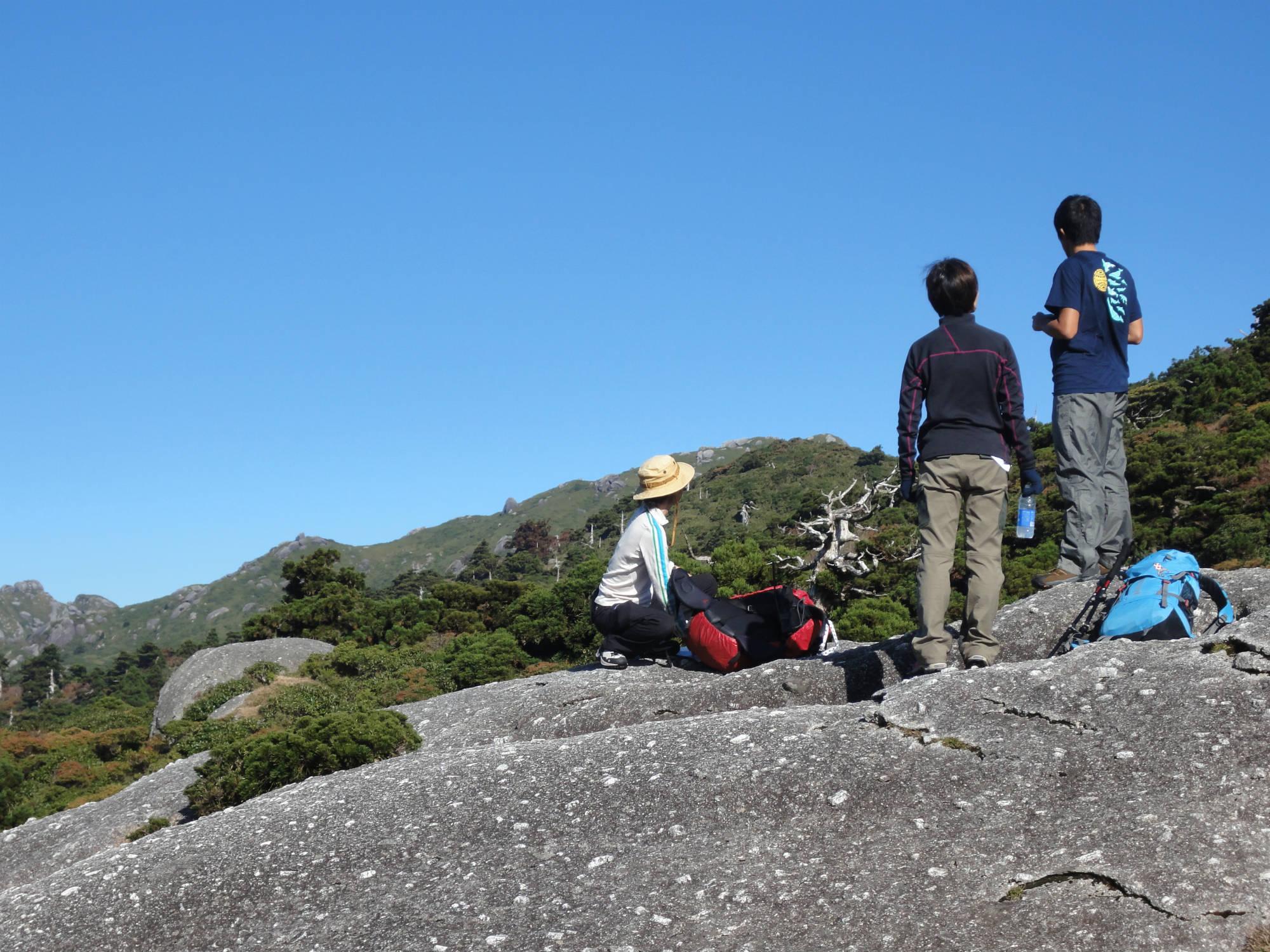 【夏山登山Ⅱ】八ヶ岳・赤岳