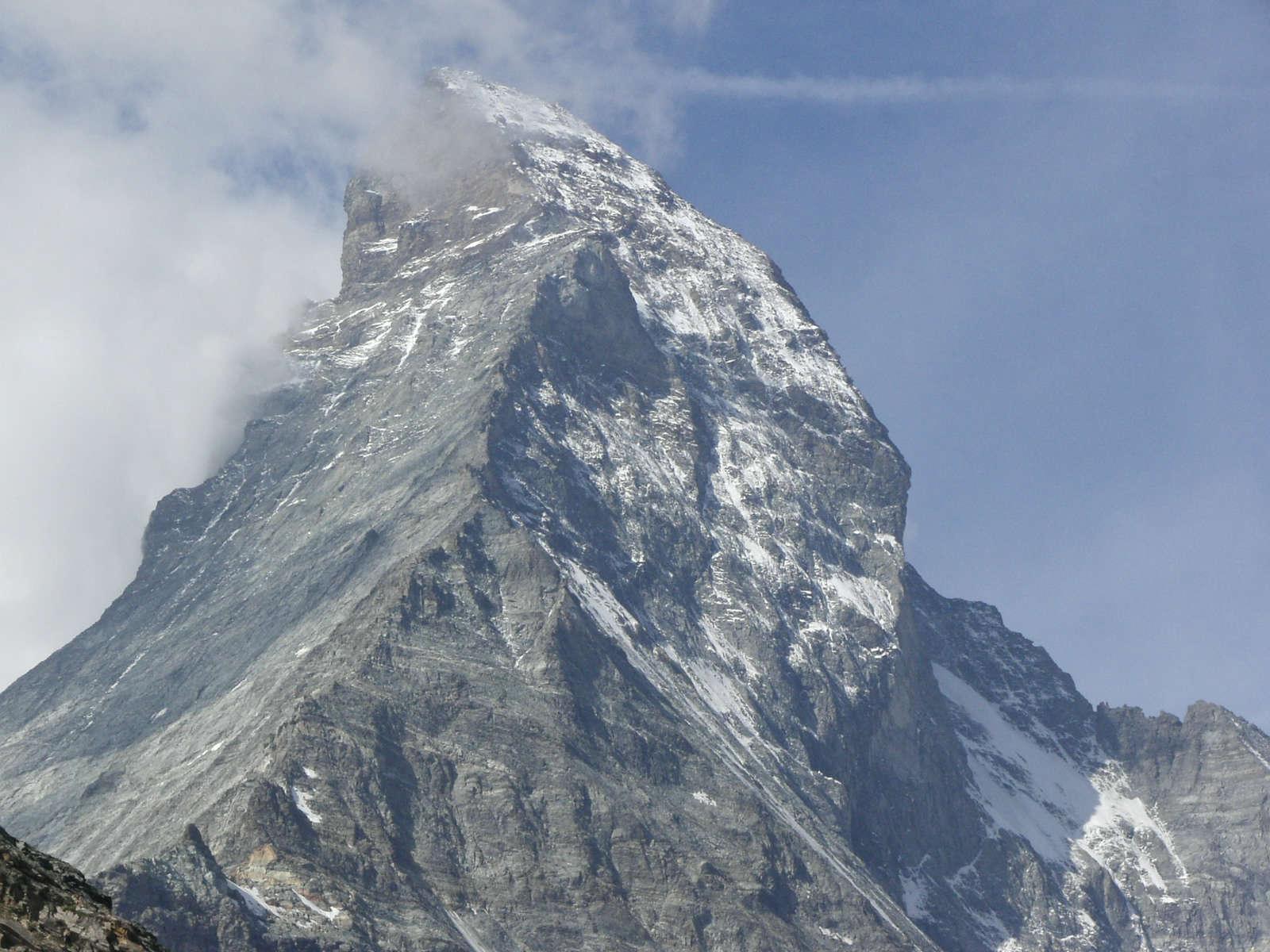 マッタ-ホルン登頂 9日間・10日間