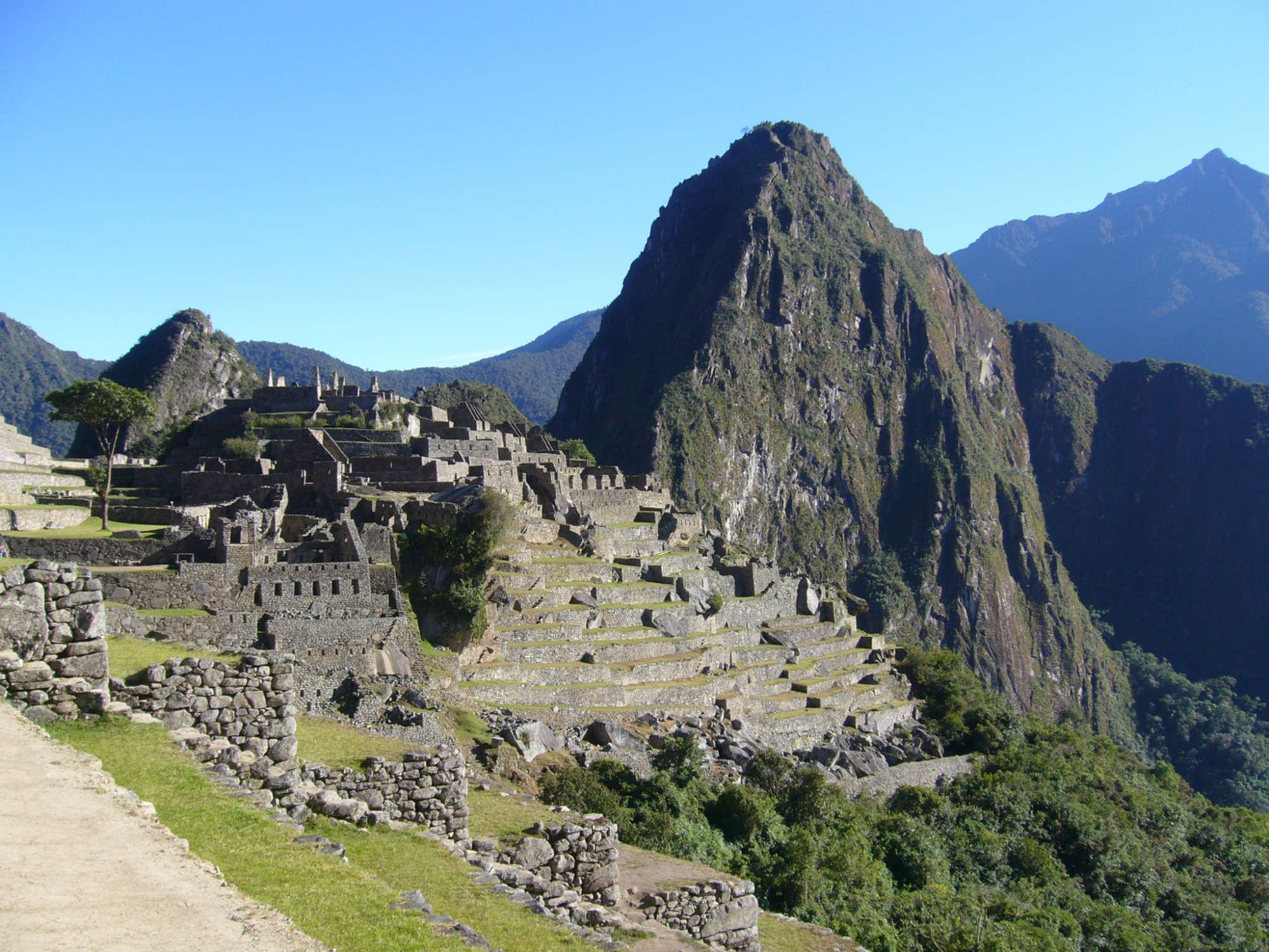 ペルー/マチュピチュ山(3,082m) 登頂11日間