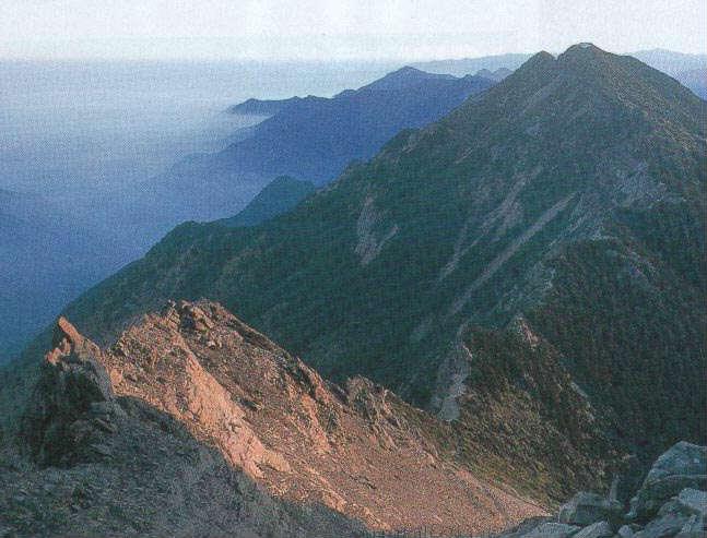 台湾・玉山(ユイシャン)登頂4日間
