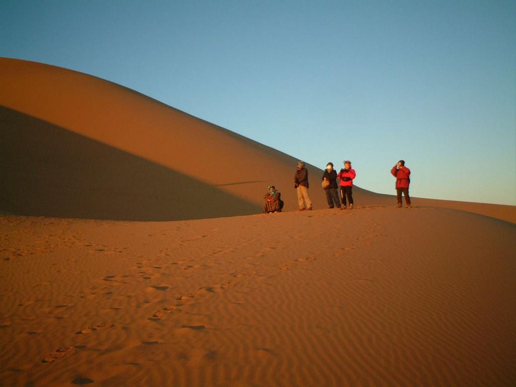 モロッコ/ツブカル山(4,167m)登頂12日間