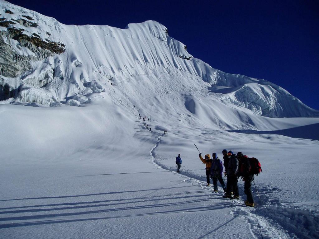 ネパール/アイランドピーク(6,189m)登頂23日間