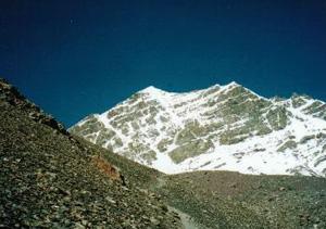 ストックカンリ(6,120m)登頂12日間