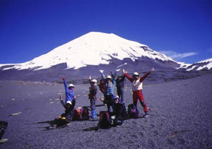 パリナコータ(6,342m)登頂15日間