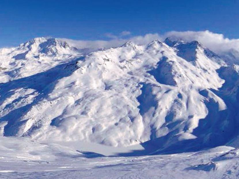 日本からスキーガイド同行シリーズ トロアバレー/メリベル9日間