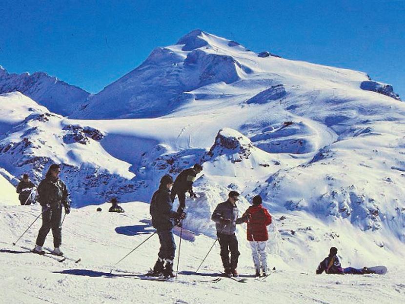日本からスキーガイド同行シリーズ バルディゼール9日間