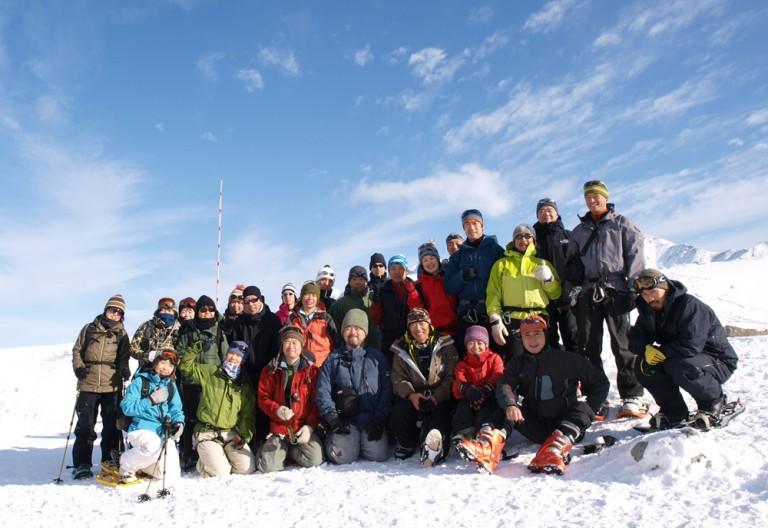 【11月23日〜26日】まだ間に合います!「立山・初滑りBCツアー」山小屋泊