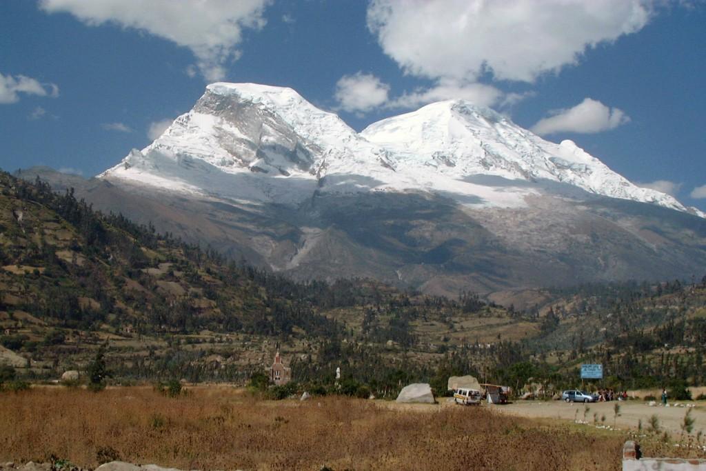 ワスカラン(6,768m)登頂24日間