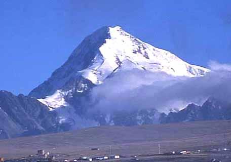 ボリビア/ワイナポトシ(6,088m)登頂エクスプレス9日間