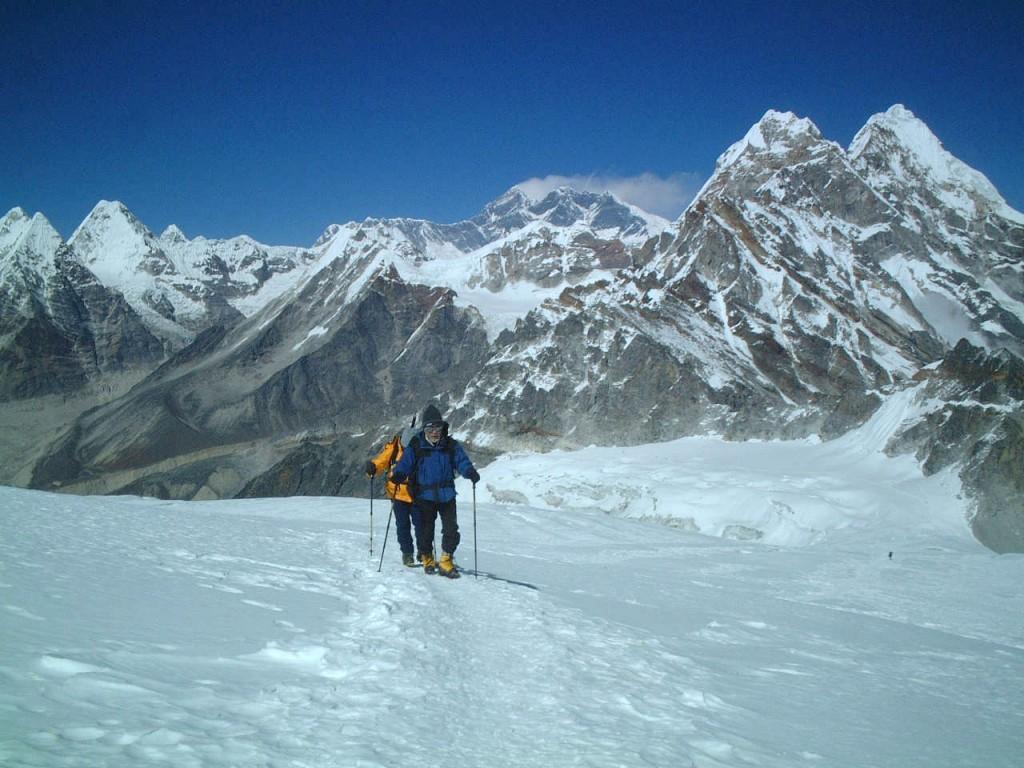 ネパール/メラピーク(6,476m)登頂21日間
